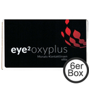 eye² oxyplus ELITE 6er Box Monatslinsen