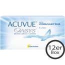 Acuvue Oasys 12er Box (Johnson & Johnson)