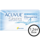 Acuvue Oasys for Astigmatism 12er Box (Johnson & Johnson)