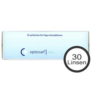 Optosan ONE sphärisch 30er Box