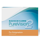 PureVision 2 HD for Astigmatism 3er Box (Bausch & Lomb)