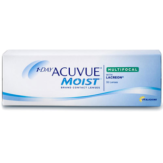 1-Day Acuvue Moist MULTIFOCAL 30er Box (Johnson & Johnson) -0.75 MED