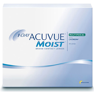 1-Day Acuvue Moist MULTIFOCAL 90er Box (Johnson & Johnson) -8,50 dpt LOW