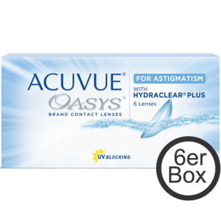 Acuvue Oasys for Astigmatism 6er Box (Johnson & Johnson)