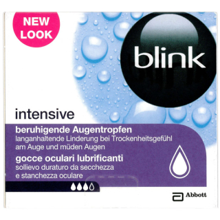 blink intensive tears 20 x 0,4 ml Augentropfen