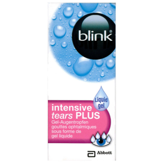 blink intensive tears plus 10 ml Gel-Augentropfen
