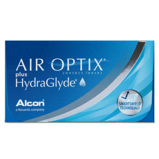 Air Optix plus HydraGlyde 6er Box (Alcon)