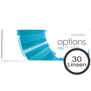 options OXY 1DAY multifocal 30er Box (CooperVision)