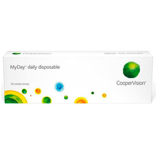 MyDay daily disposable 30er Box (Cooper Vision) +8,00