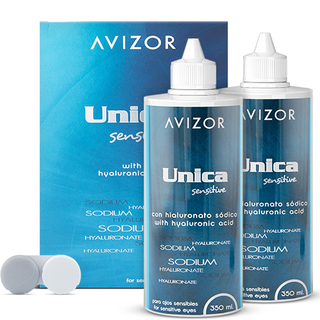 Avizor Unica Sensitive  2x350 ml Doppelpack