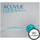 ACUVUE oasys 1-Day HydraLuxe 90er Box (Johnson & Johnson)