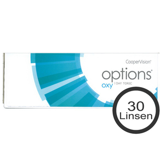 options OXY 1DAY toric 30er Box (CooperVision)