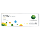 MyDay daily disposable TORIC 30er Box (CooperVision)