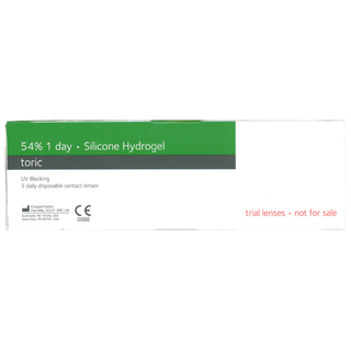 MyDay daily disposable TORIC 5er Box Probelinsen (CooperVision)