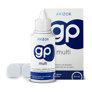Avizor GP MULTI All-in-One formstabil 60 ml Reisegröße