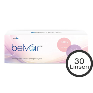 belvoir soft 1-day 30er Box Tageslinsen (ClearLab)