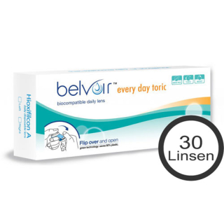 Belvoir every day toric 30er Box Tageslinsen (ClearLab)