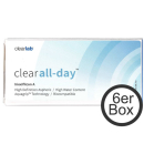 clear all-day 6er Box (clearlab)