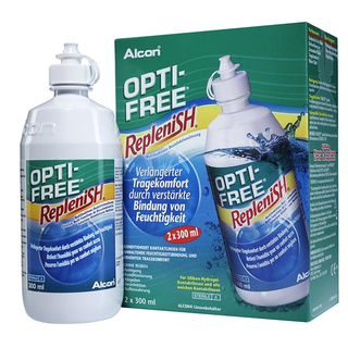 Opti-Free RepleniSH 2x300 ml Vorratspack (Alcon)