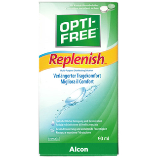 Opti-Free RepleniSH 90 ml Travelpack (Alcon)