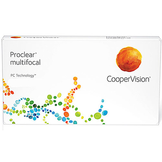 Proclear Multifocal 3er Box (Cooper Vision)