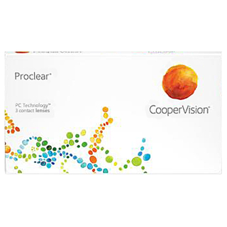 Proclear Sphere 3er Box (Cooper Vision)