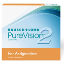 PureVision 2 HD for Astigmatism 6er Box (Bausch & Lomb)